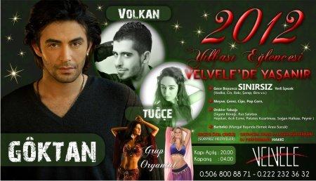 Velvele 2012 Yılbaşı Programı