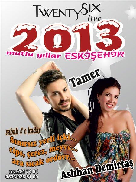 Twentysix 2013 Yılbaşı Programı