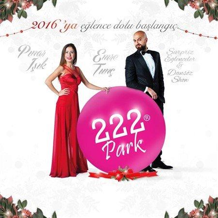 222 Park Sish Yılbaşı Programı 2016