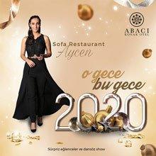 Abacı Konak Hotel Eskişehir Yılbaşı 2020