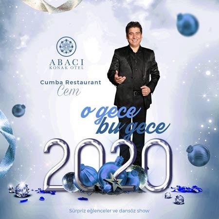 Abacı Konak Otel Yılbaşı Programı 2020