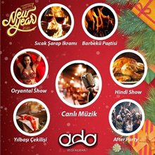 Ada Restaurant Eskişehir Yılbaşı 2020