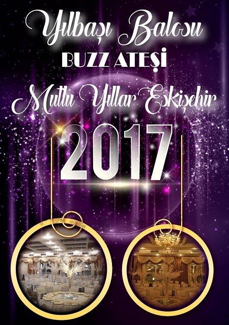 Buzz Ateşi Yılbaşı Programı 2017