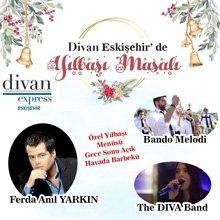 Divan Express Otel Eskişehir Yılbaşı 2020