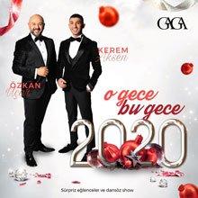 Gaga Eskişehir Yılbaşı 2020