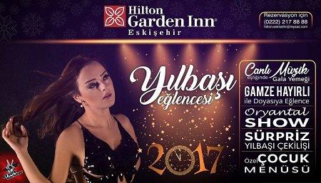 Hilton Garden Inn Yılbaşı Programı 2017