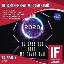 If Performance Hall Eskişehir Yılbaşı 2020