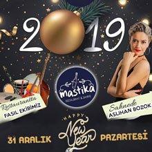 Mastika Restaurant Yılbaşı Programı 2019