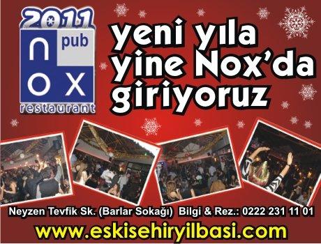 Nox Pub 2011 Yılbaşı Programı