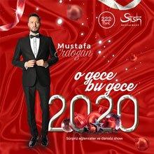 Sish Restaurant Eskişehir Yılbaşı 2020