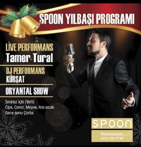 Spoon Yılbaşı Programı 201