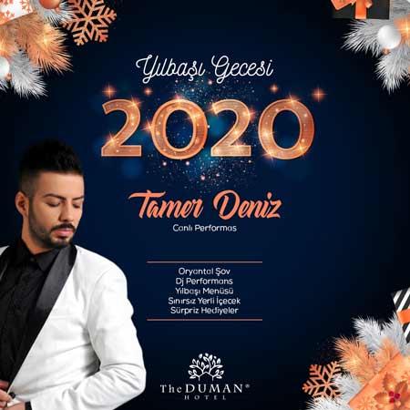 Duman Otel Yılbaşı Programı 2020