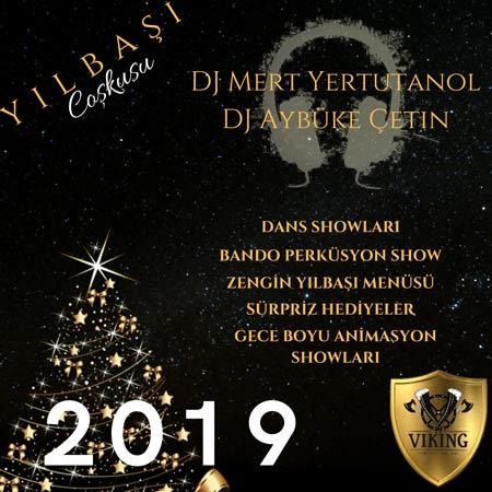 Viking Pub Yılbaşı Programı 2019