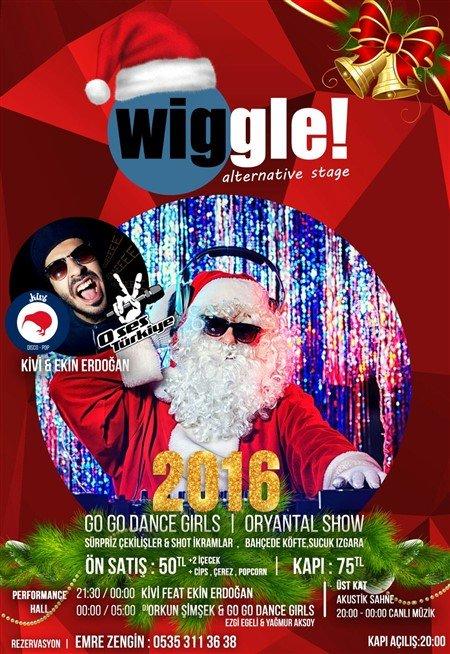 Wiggle Yılbaşı Programı 2016